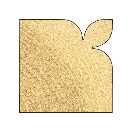 Trend - Selbst geführte versenkt bead cutter - 9/96X1/4TC