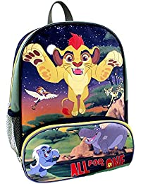 Preisvergleich für Disney The Lion Guard All For One 14 Inch Backpack