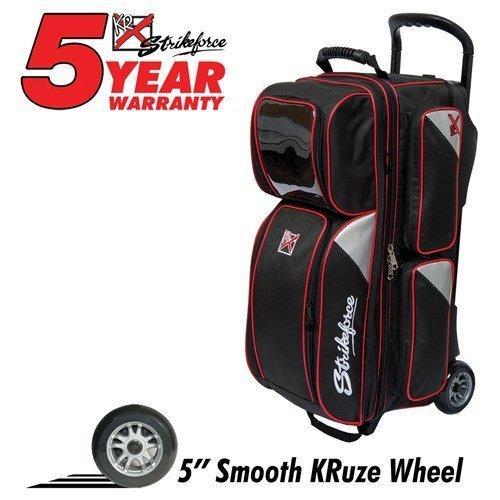 kr-lane-rover-3-ball-bowling-bag-burgundy-black-by-kr