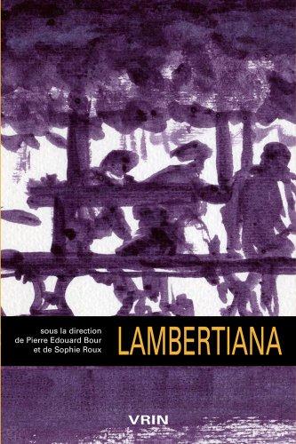 Lambertiana