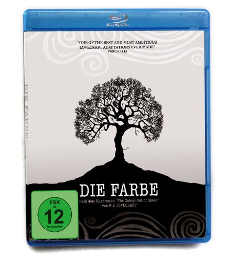 Die Farbe - H.P. Lovecraft's The Colour Out of Space [Blu-ray] Hp Blu Ray