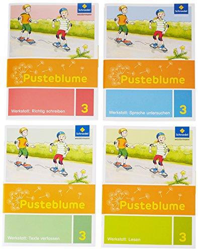Pusteblume. Die Werkstatt-Sammlung - Ausgabe 2016: Werkstatt-Sammlung 3
