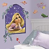 RoomMates Adesivo sticker da parete Jumbo Grandi Disney Princess Rapunzel Flynn princip