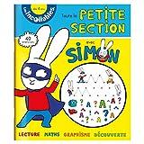 Les incollables - Toute mon année de Petite Section avec Simon
