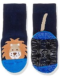 Sterntaler Baby-Jungen Socken Fli Air Löwe