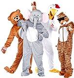 infactory Halloween- & Faschings-Kostüm