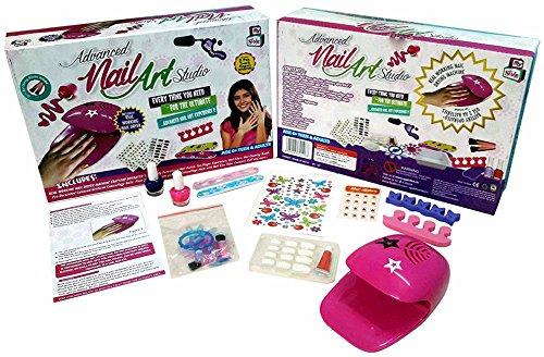 Bonkerz Advanced Nail Art Studio For Girls