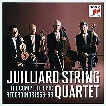 Juilliard String Quartet - Complete Epic Recordings
