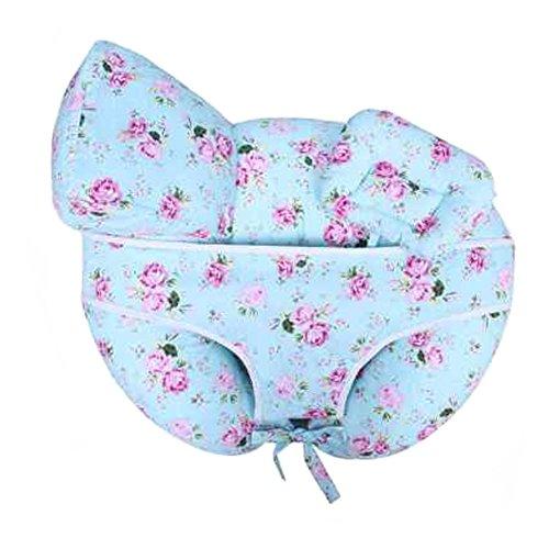 Coton de qualité supérieure d'allaitement allaitement oreillers - Fleurs