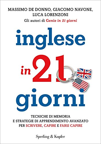 Inglese in 21 giorni: Tecniche di memoria e