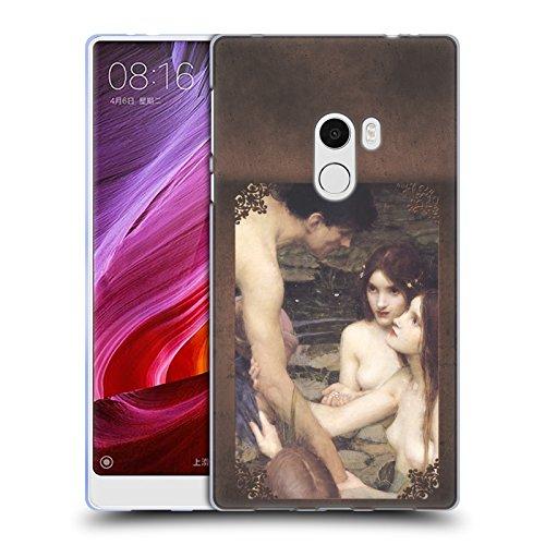 Offizielle Brigid Ashwood Wasserhaus 7 Präraffaeliten 2 Soft Gel Hülle für Xiaomi Mi Mix