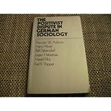 Positivist Dispute in German Sociology