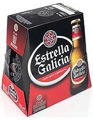 Estrella Galicia Cerveza Especial -Pack de 6 x 25 cl - Total: 1,5 l