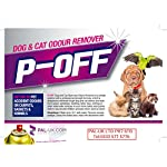 P-Off Urine Smell Remover - Enzyme Powered Odour Cleaner Gets Dog and Cat Urine Off - Carpet Cleaner + Pet Stain Remover 4