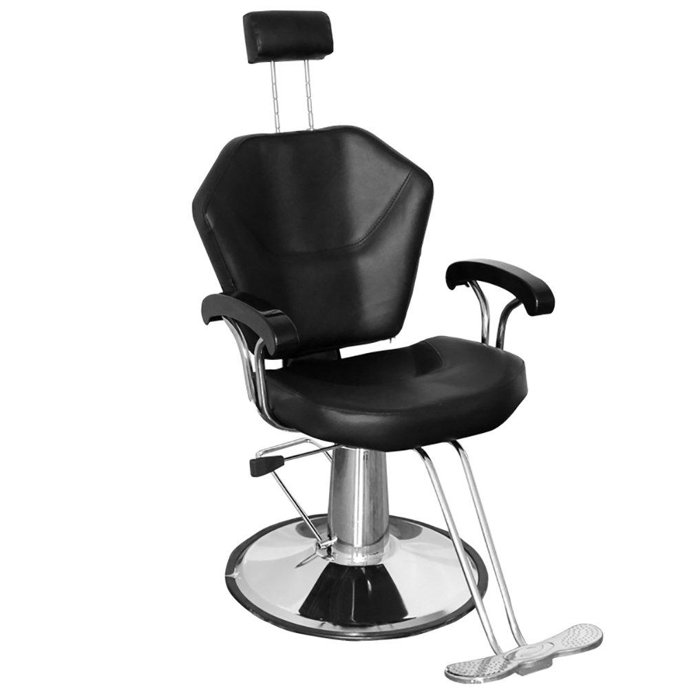 Pleasant Warmiehomy Adjustable Barber Chair Reclining Hydraulic Beauty Salon Hairdresser Chair For Shaving Tattoo Hair Beauty Loving Your Hair Creativecarmelina Interior Chair Design Creativecarmelinacom