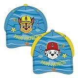 Paw Patrol AUSWAHL Baseball Cap Kappe Schirmmütze Kinderbaseballcap (Chase)