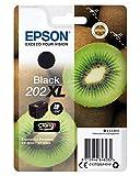 Epson 202XL 13.8ml 550pages Noir cartouche d'encre - Cartouches d'encre (Epson, Noir, Expression Photo XP-6000, XP-6005, 13,8 ml, 550 pages)