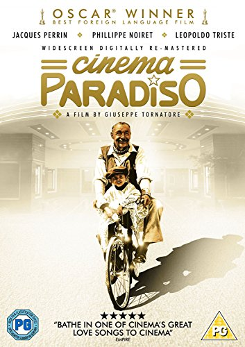 Bild von Cinema Paradiso [DVD] [UK Import]