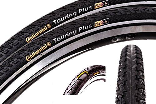 Reifen Touring Plus (2x CONTINENTAL Touring PLUS 28 Zoll 28-622 Fahrrad Reifen 700x28)