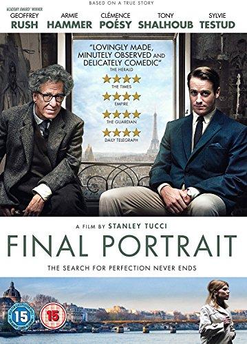 Final Portrait [DVD] [UK Import]