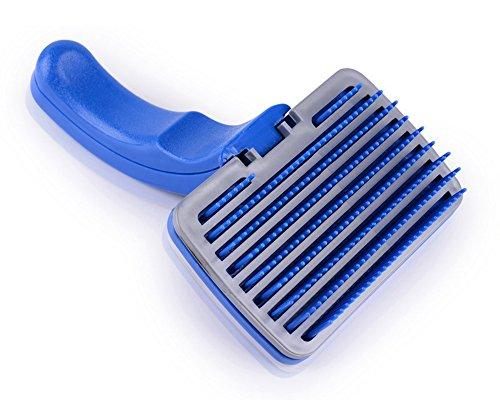 Zoom IMG-1 nobrand cane facile pulizia spazzola