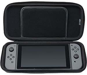 Sacoche rigide pour Nintendo Switch - noir