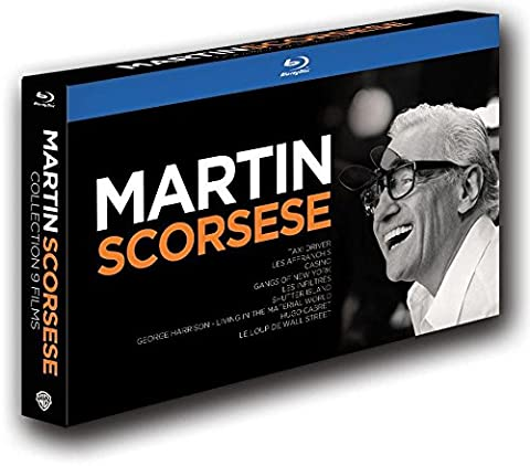 Coffret martin scorsese [Blu-ray] [FR Import]