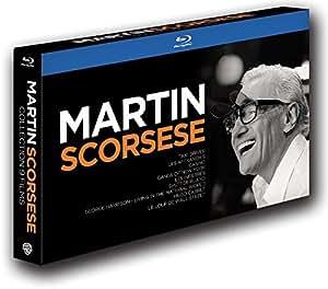Martin Scorsese - Réalisateur - Collection de 9 Films - Coffret Blu-Ray