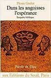 Telecharger Livres Dans les angoisses l esperance Enquete biblique (PDF,EPUB,MOBI) gratuits en Francaise