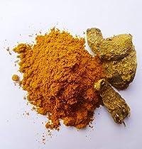 Aapkidukan Amba Haldi/Curcuma Aromatica Powder - 100 gm