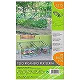 Verdemax Primizia Funda Recambio para Invernadero 2514, Verde Agua, 5x30x20 cm
