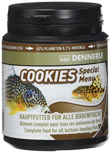Dennerle Cookie Spezial Futter Bodenfischfutter, 1er Pack (200ml)