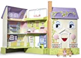 Learning Curve Caring Corners Mrs Goodbee Interactive Doll's House