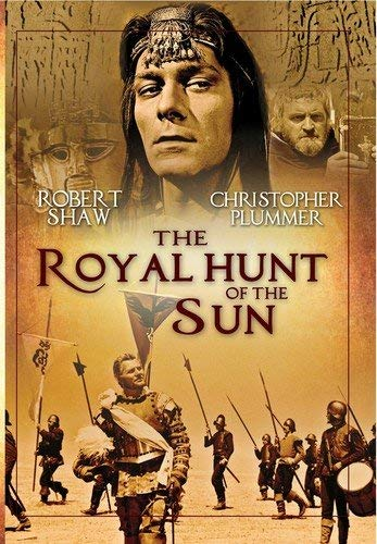 The Royal Hunt of the Sun by Robert Shaw