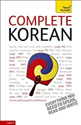 Complete Korean: Teach Yourself  (Book/CD Pack)