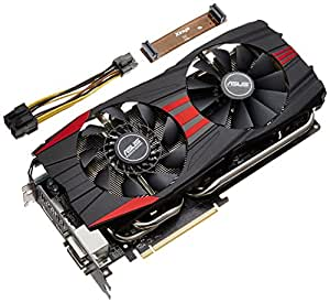 Asus AMD Radeon R9 280 DirectCU II Top Graphics Card (3GB, GDDR5, PCI Express 3.0)