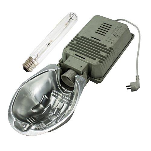 400-W 400-Watt POOT PL-94 Pflanzenlampe Natriumdampflampe für Hobby Gewächshäuser