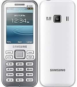 Samsung Metro Duos GT-C3322 (White)