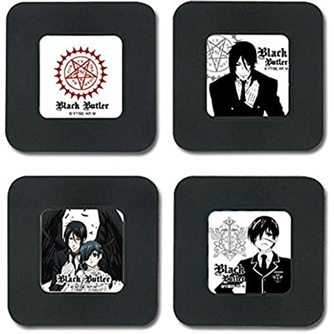 Black Butler Series 2 Coaster Set