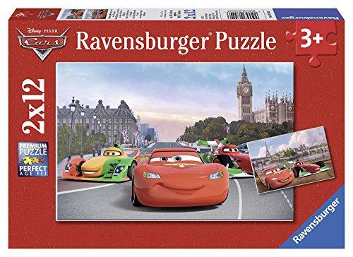 Ravensburger 07554 - Lightning McQueen und seine Freunde