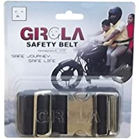 GIRGLA SAFETY BELT - This Safety Belt specially for 3-6 Yrs (Black)