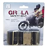 #8: GIRGLA SAFETY BELT - This Safety Belt specially for 3-6 Yrs (Black)