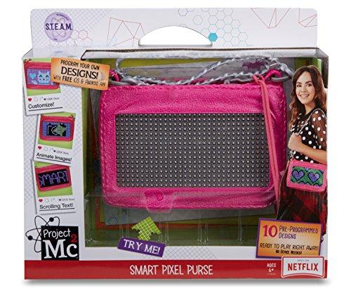 Project Mc2545170E4C selbsprogrammierbare Tasche (Spy Tasche)