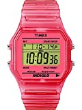 GENUINE TIMEX Watch TIMEX 80 TRANSPARENT Unisex - T2N805