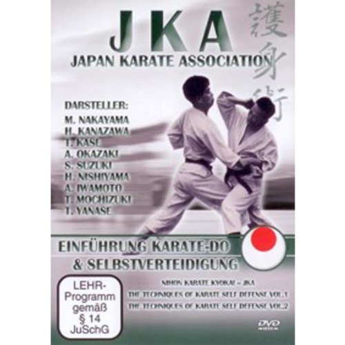 Jka Japan Karate Association -Einf?hrung Karate-Do & Selbstverteidigun [DVD]