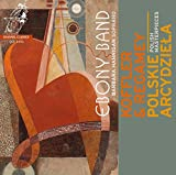 Koffler, Regamey : Chef d'oeuvres de musique polonaise. Ebony Band, Hannigan, Herbers.