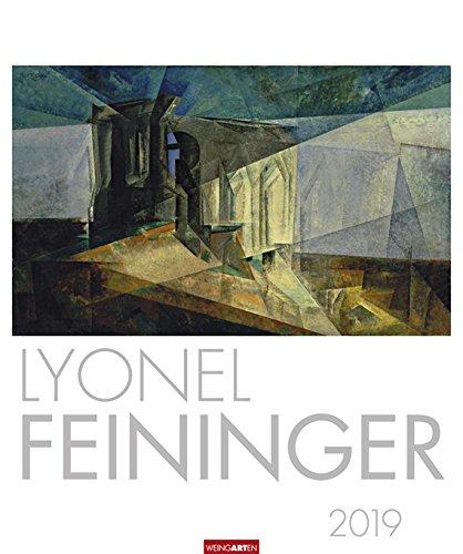Lyonel Feininger - Kalender 2019 - Weingarten-Verlag - Kunstkalender - Wandkalender - 46 cm x 55 cm