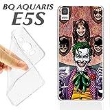 Case + Glass Screen Protector (Optional) BQ Aquaris E5S