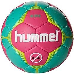 Hummel infantil de balonmano, todo el año, color Mint/Magenta, tamaño 1