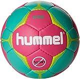 Hummel bambini pallone da pallamano, Bambini, Handball, Mint/Magenta, 1 l